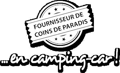 Fournisseur de coins de paradis ...en camping car